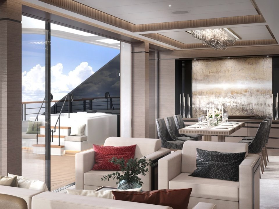 Ritz Carlton S New Cruise Liners Are The Last Word In