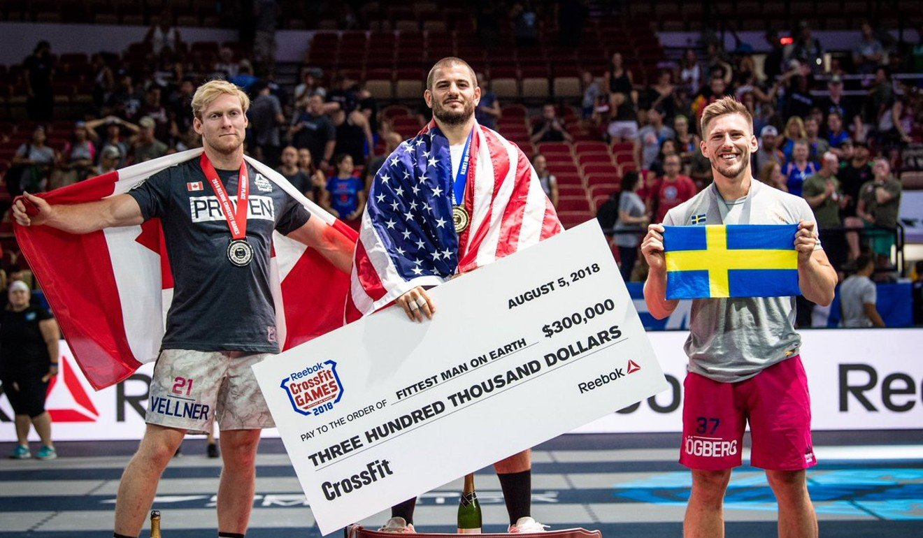 Crossfit Games 2018 Winners Leader Board Results Recap As Mat