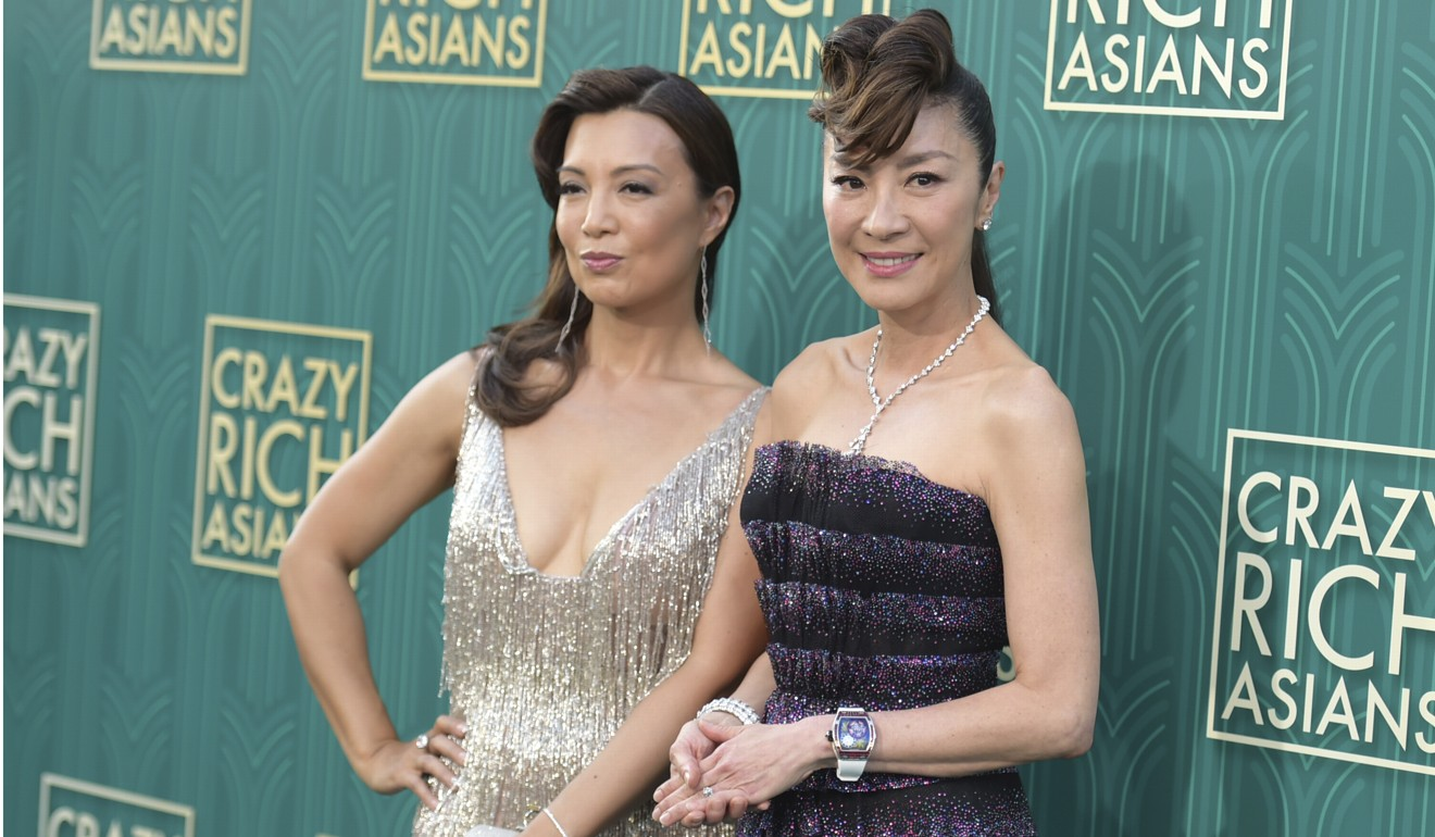 Crazy Rich Asians: Michelle Yeoh on how 1980s Hong Kong parties prepared  her for role of socialite and glamorous matriarch in film | South China  Morning ...