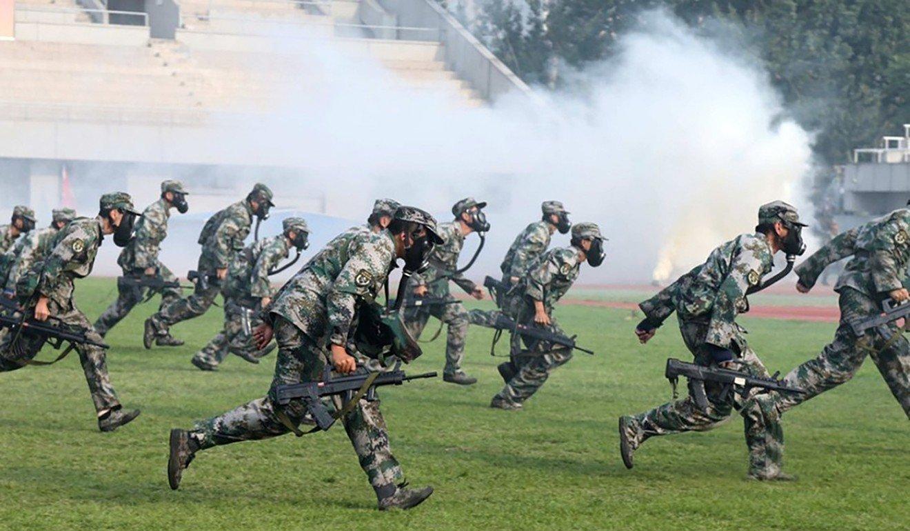 Hong Kong And Macau Students Will Face Compulsory Military Training