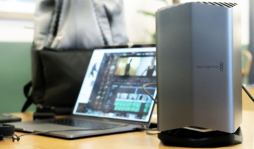 a5f7ce00 affe 11e8 b224 884456d4cde1 972x 113057 - Connecting your laptop to a Blackmagic eGPU can turn it into a graphics powerhouse