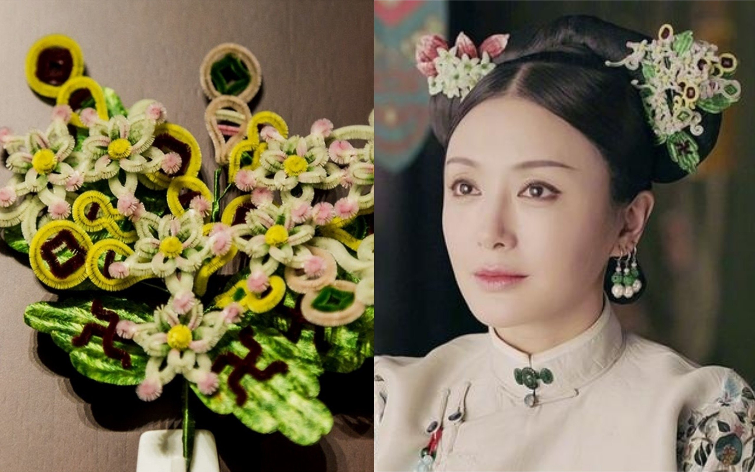 Story Of Yanxi Palace How Authentic Are The Accessories Worn By