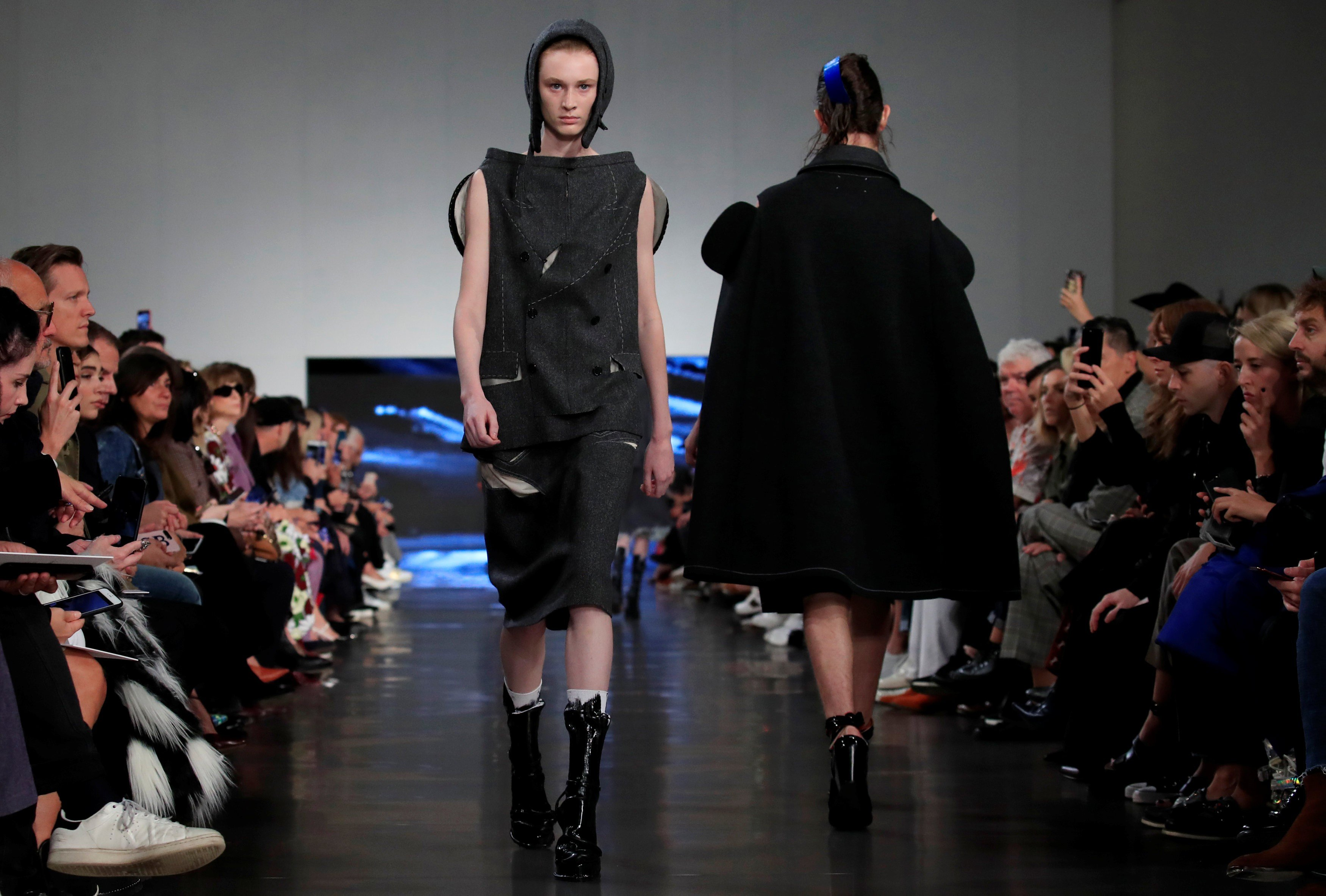 a1cb0d15c A roundup of Paris Fashion Week spring/summer 2019's hottest trends | South  China Morning Post