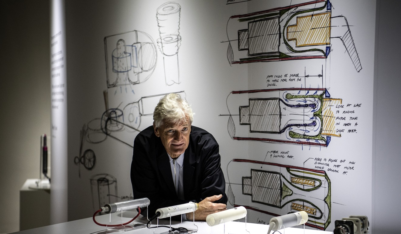 Hype Over Dysons Singapore Electric Car Plant Is A Load Of Hot Air Piping Layout Engineer Interview Engine Schematic British Industrial Design And Founder The Dyson Company James Photo Afp