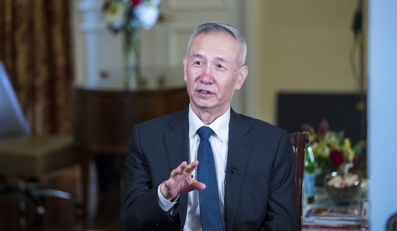 US-China Trade War: Liu He to fly to US for talks images