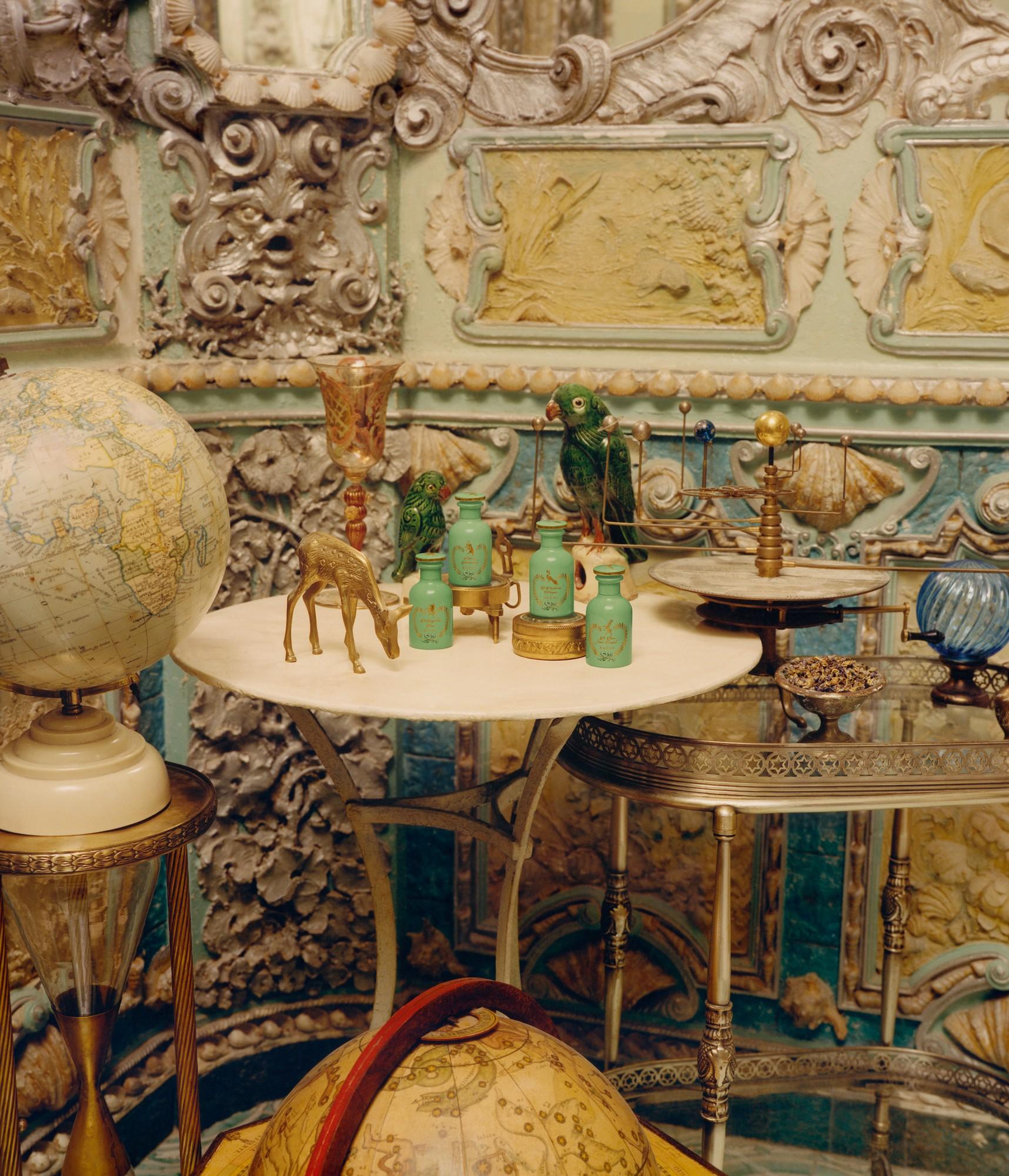 8d9e8edece3 Gucci unveils seven scents in luxury fragrances collection  The Alchemist s  Garden