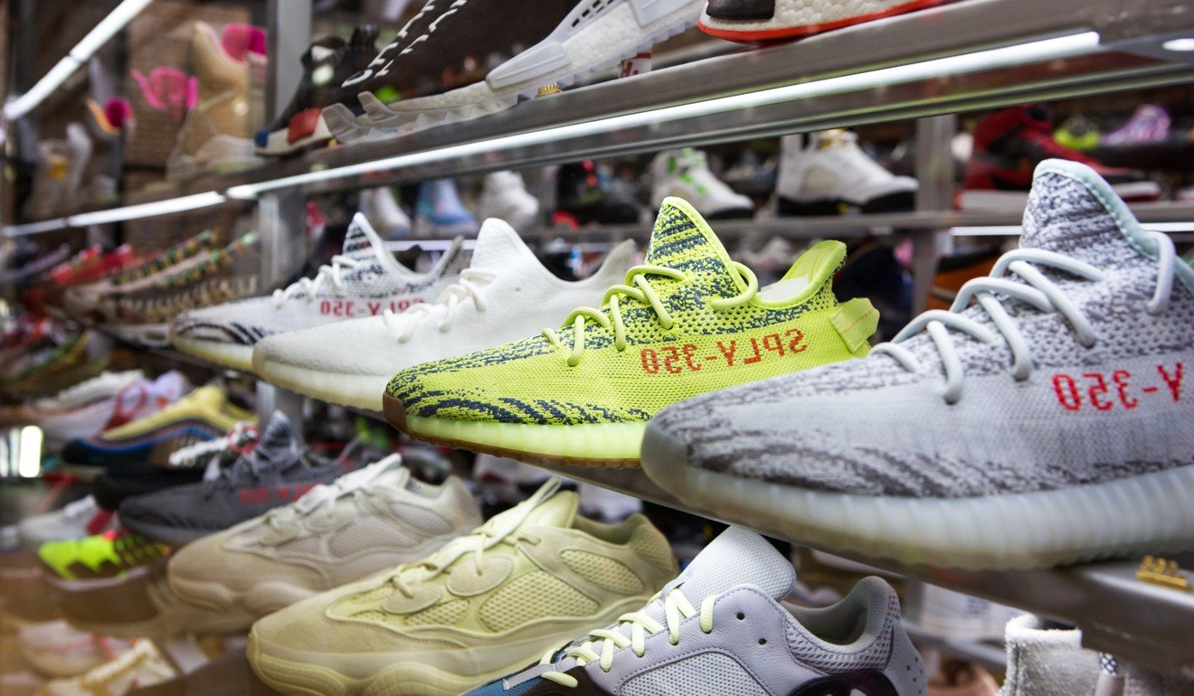 new concept 8b554 68fef How Goat sneaker marketplace founders went from roommates to global  footwear industry disrupters   South China Morning Post