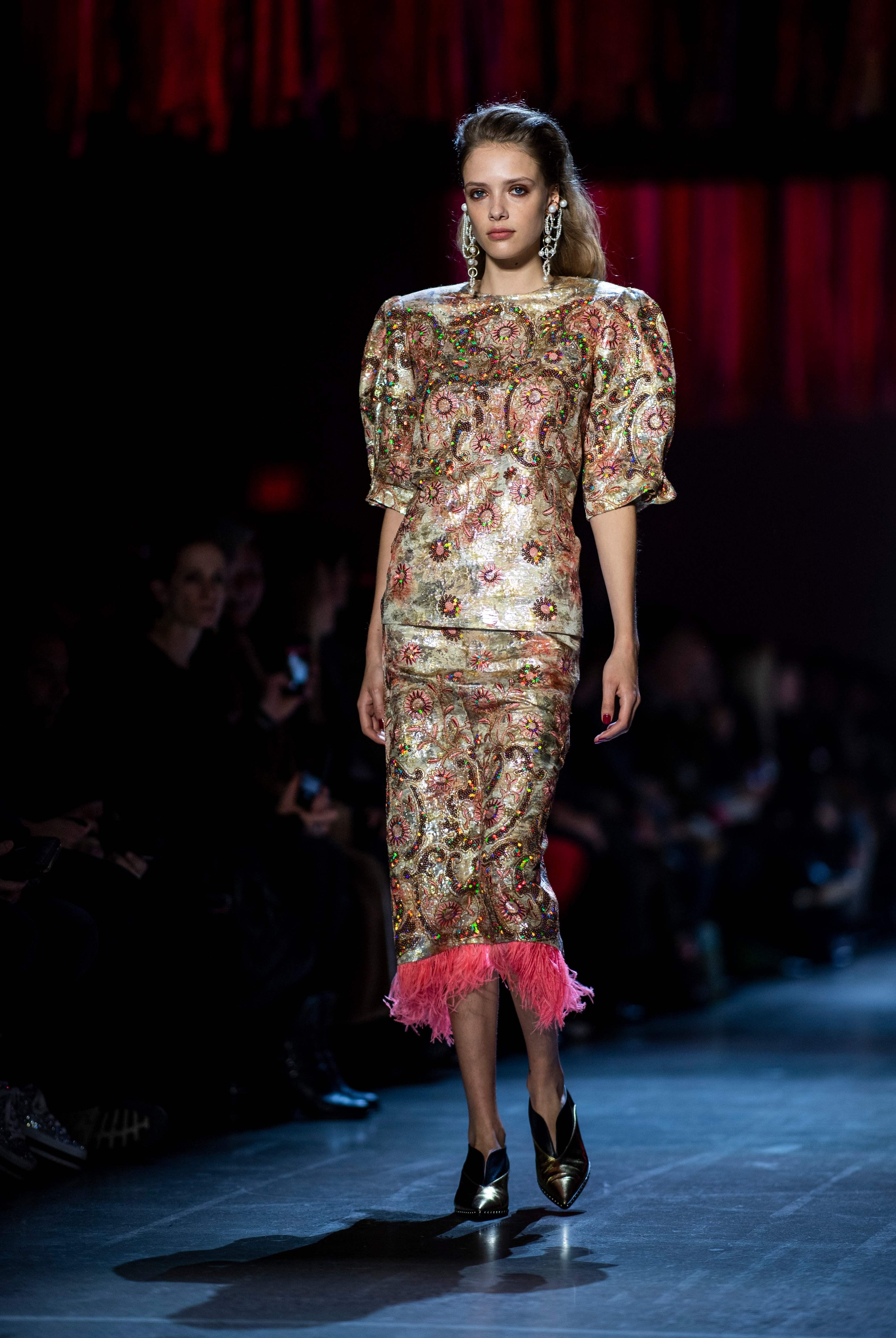 126311b95da New York Fashion Week  Prabal Gurung and Christian Siriano find inspiration  in Nepal and diversity