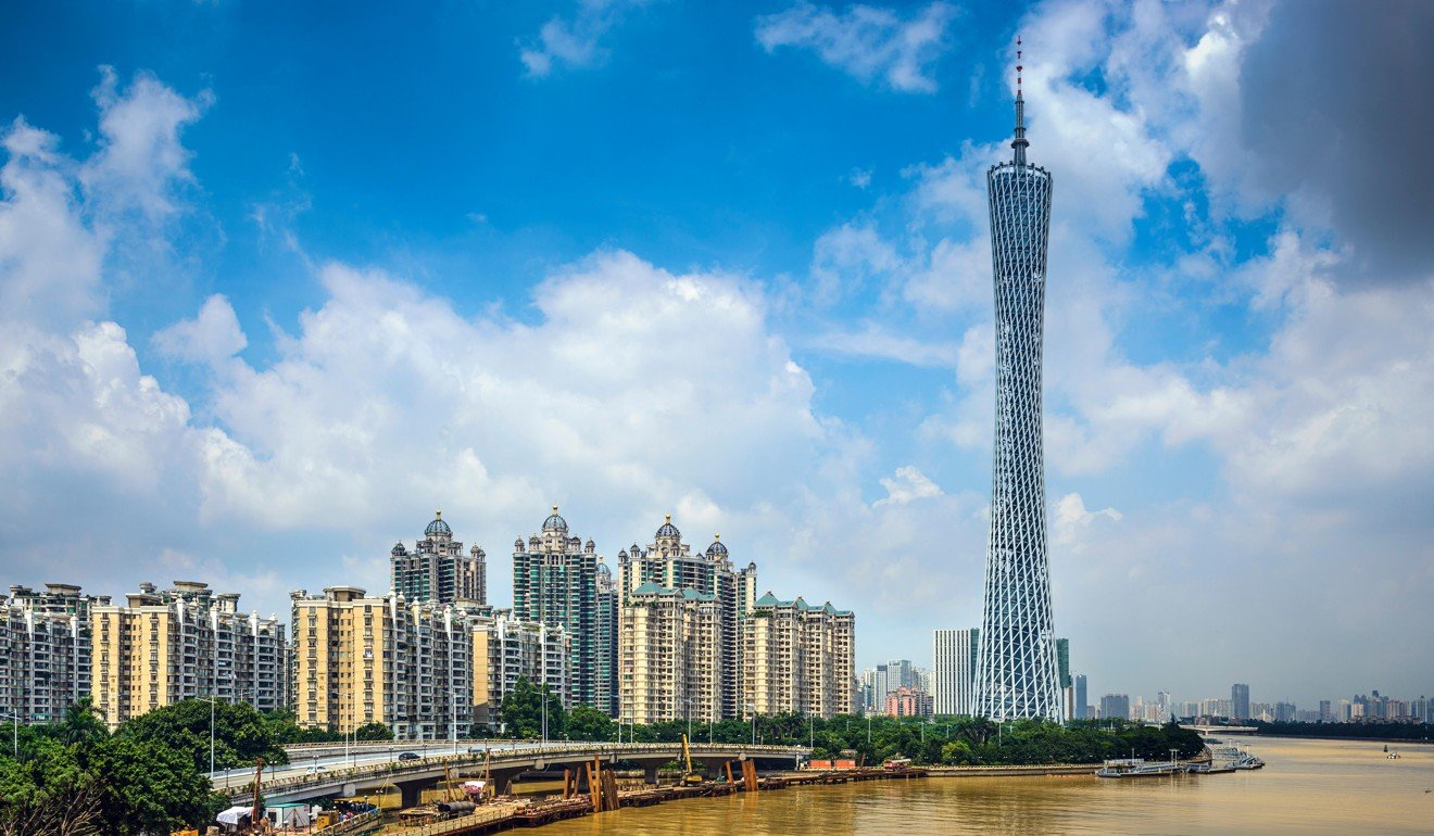 Guangzhou's relative affordability helped it into the top five. Image: Alamy