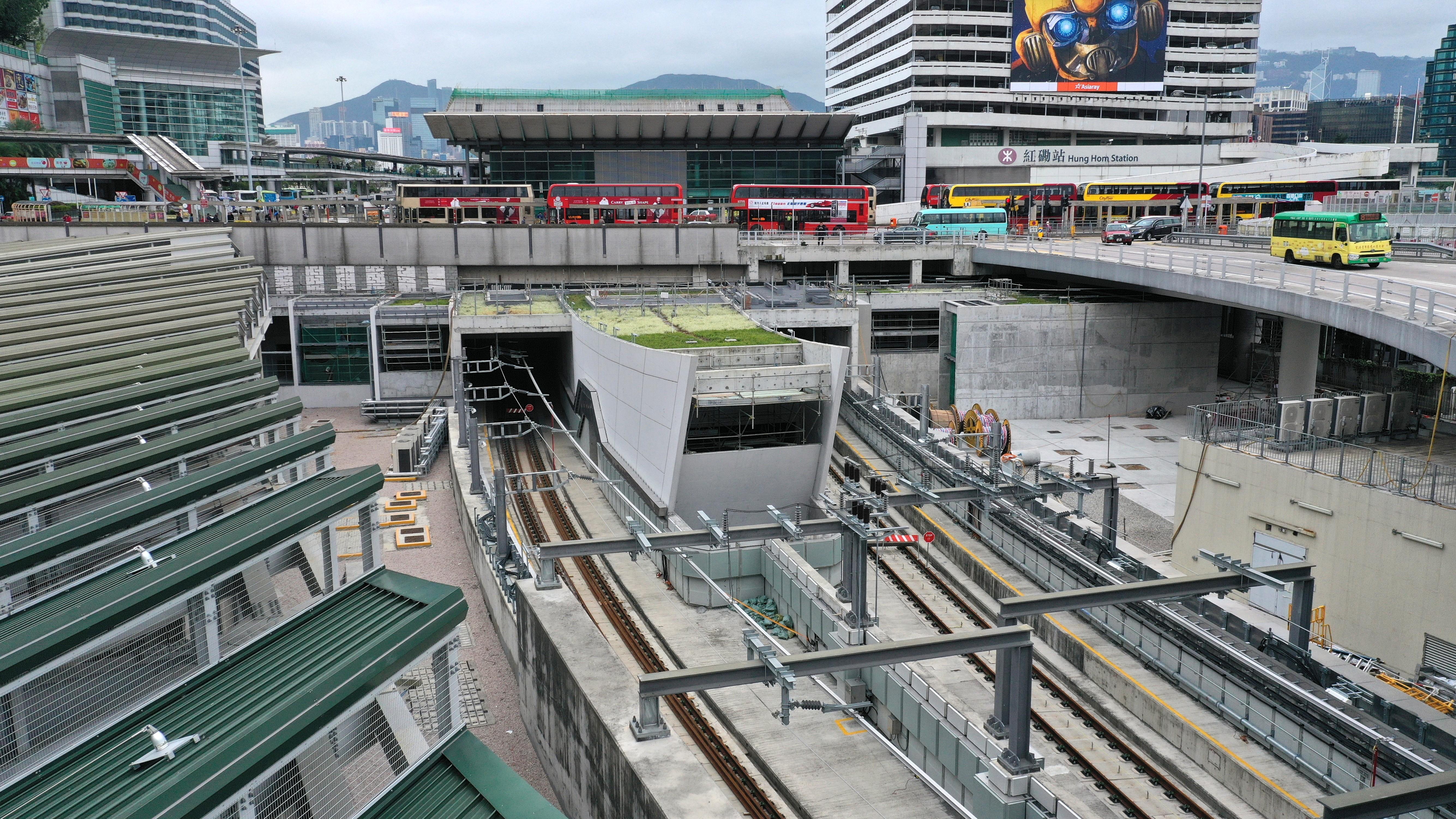 Hong Kong's scandal-plagued Sha Tin to Central rail link set