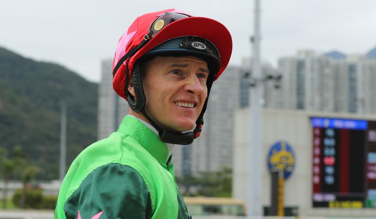 Zac Purton pockets almost HK$2 million in eight-day blitz | HK