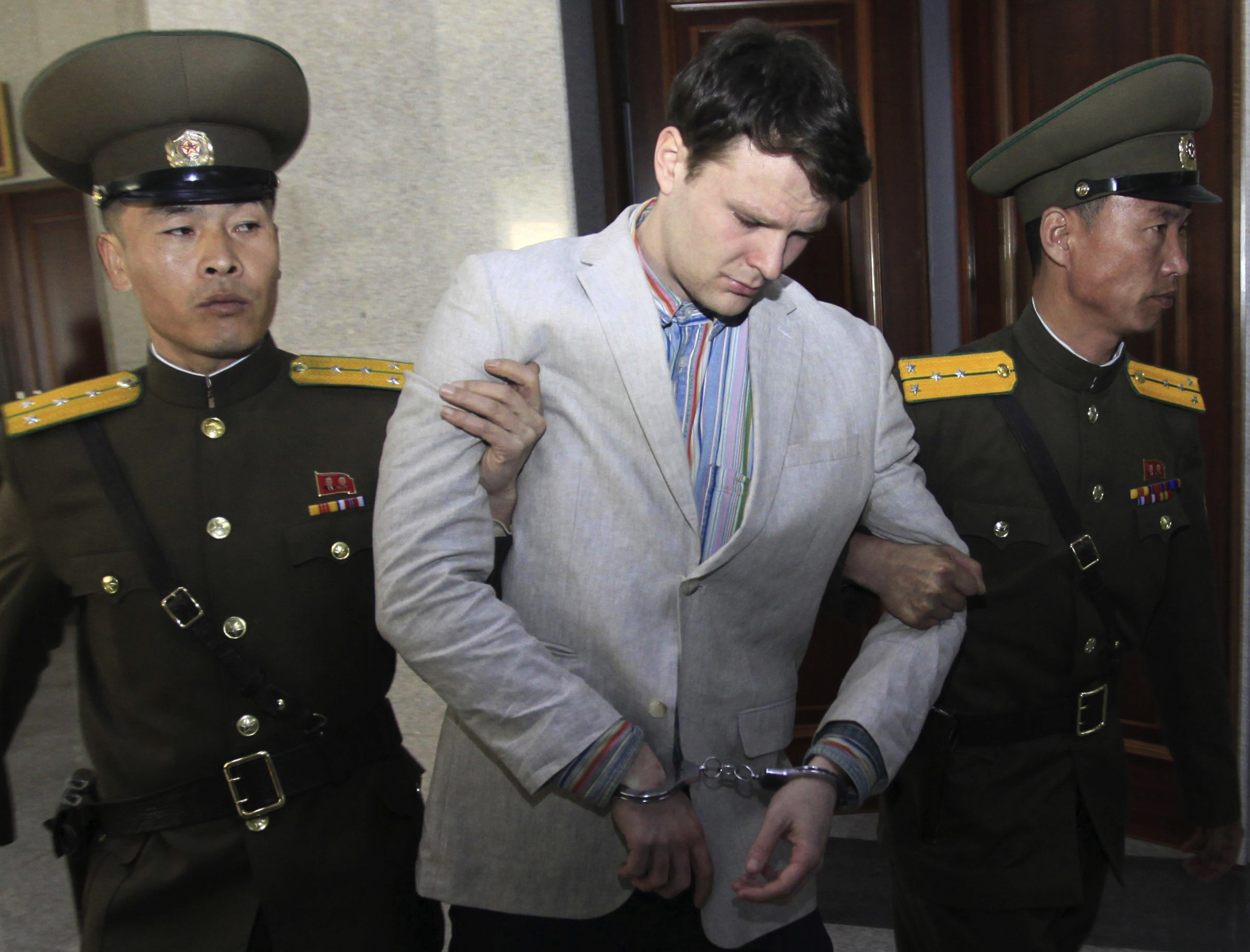 Otto Warmbier: what happened in the North Korean jail that