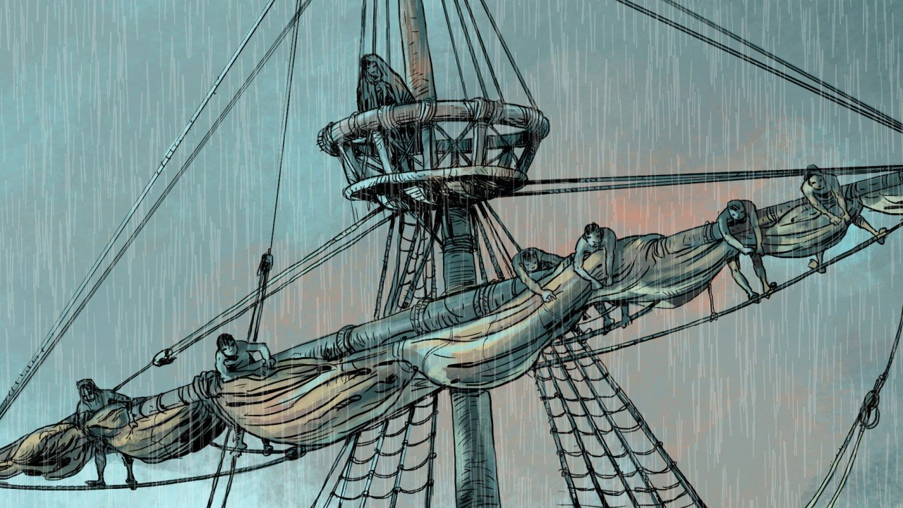 Galleon of China: flagship of trade over two centuries