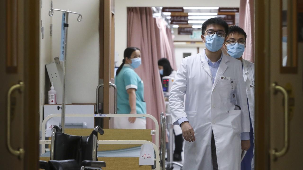 Risultati immagini per hong kong Hospital Authority.