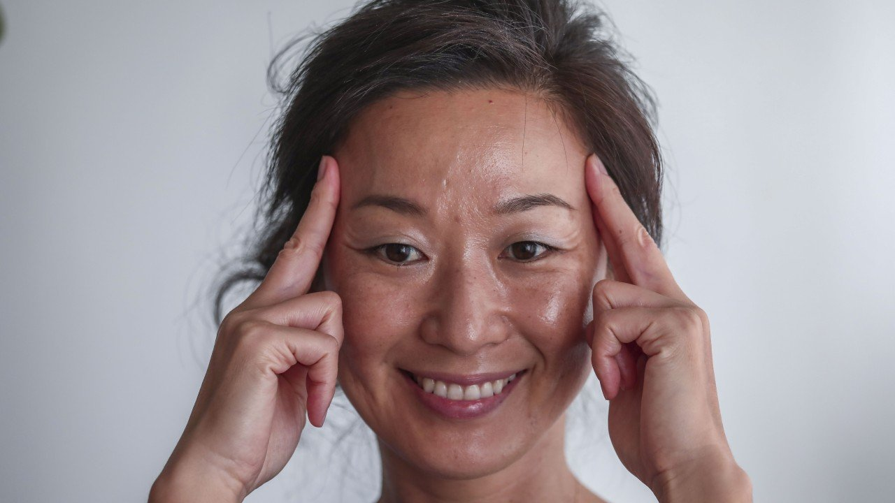 How face yoga can reduce signs of ageing and make you look younger