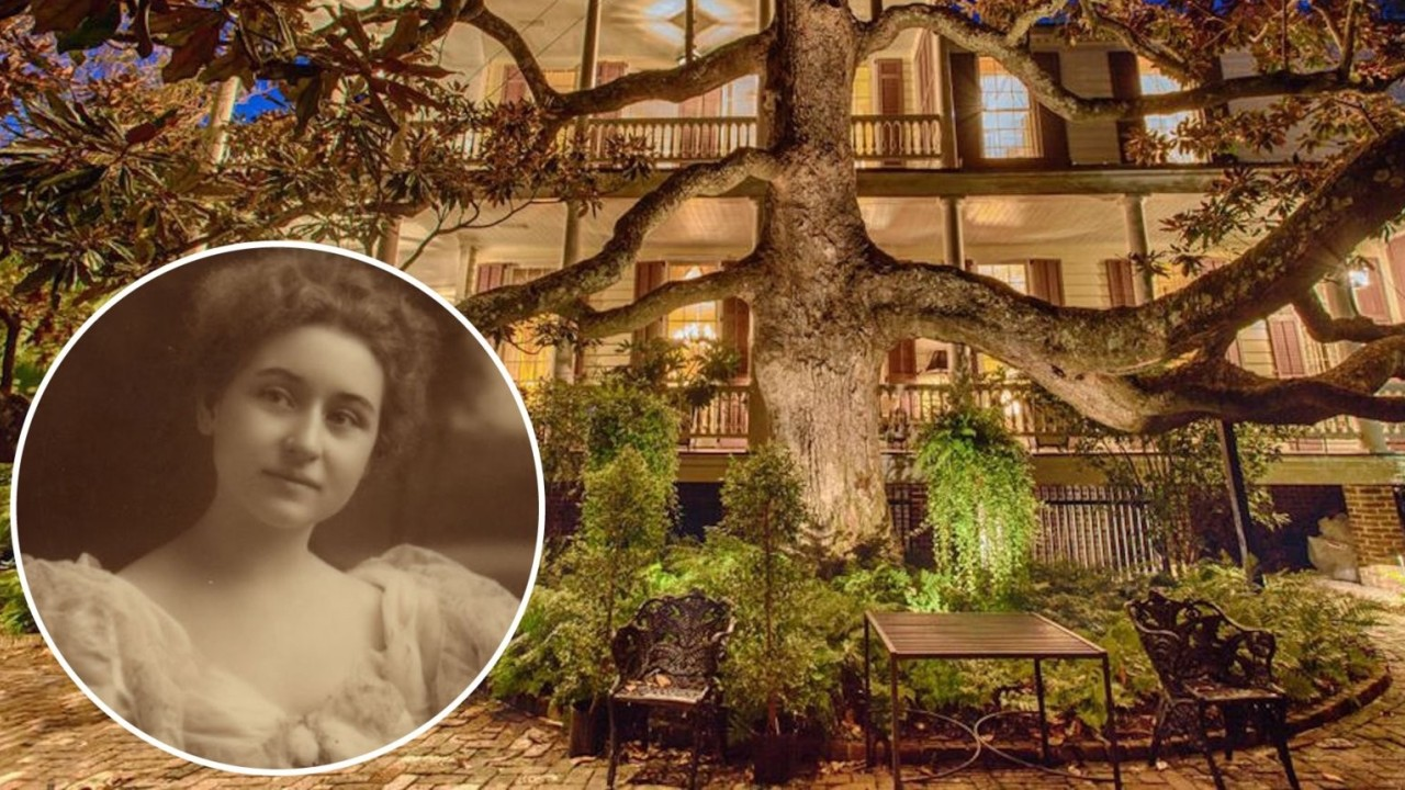 For US$16 million, you could buy Abraham Lincoln's granddaughter's old Charleston home