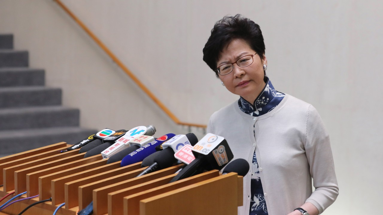 Why neither Donald Trump nor Carrie Lam can claim to be victims of cyber-bullying