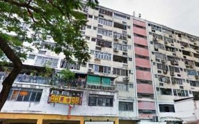 Tai Hang Sai Estate. Photo: SCMP Pictures
