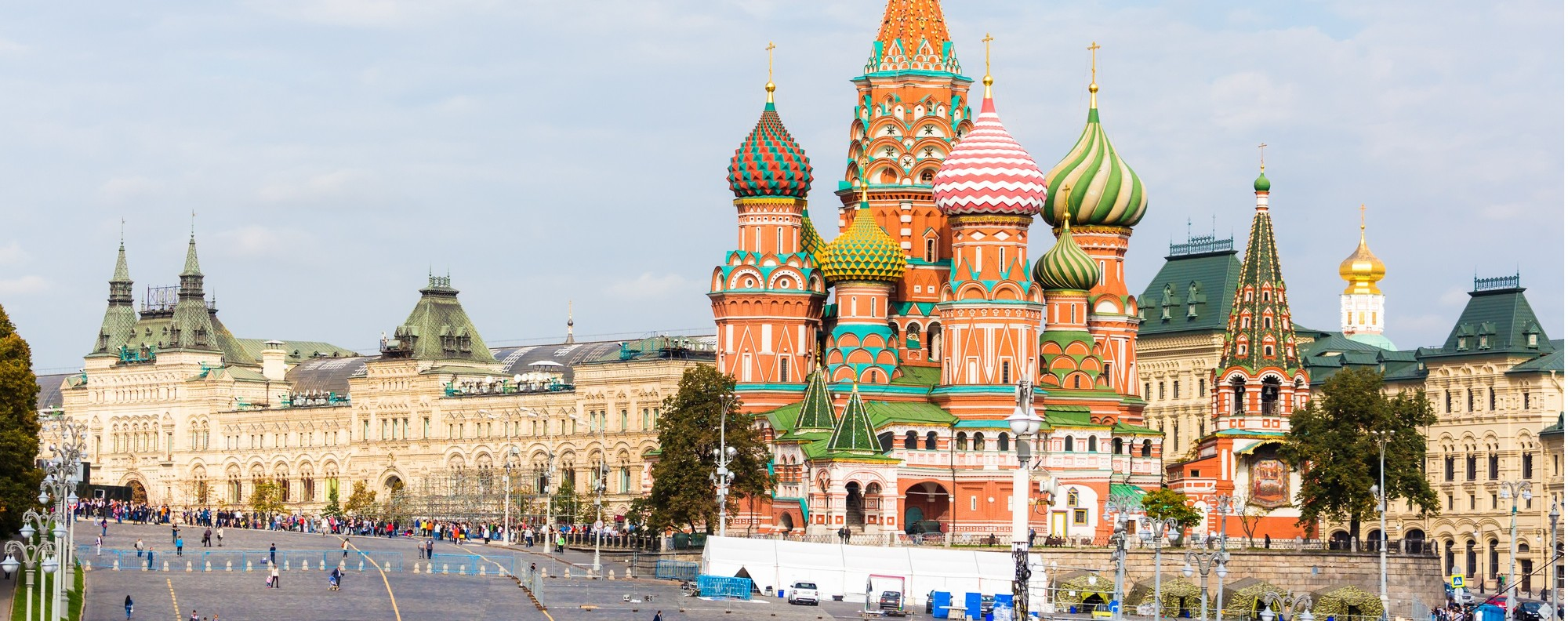 The good, bad and ugly sides to being a tourist in Moscow ...