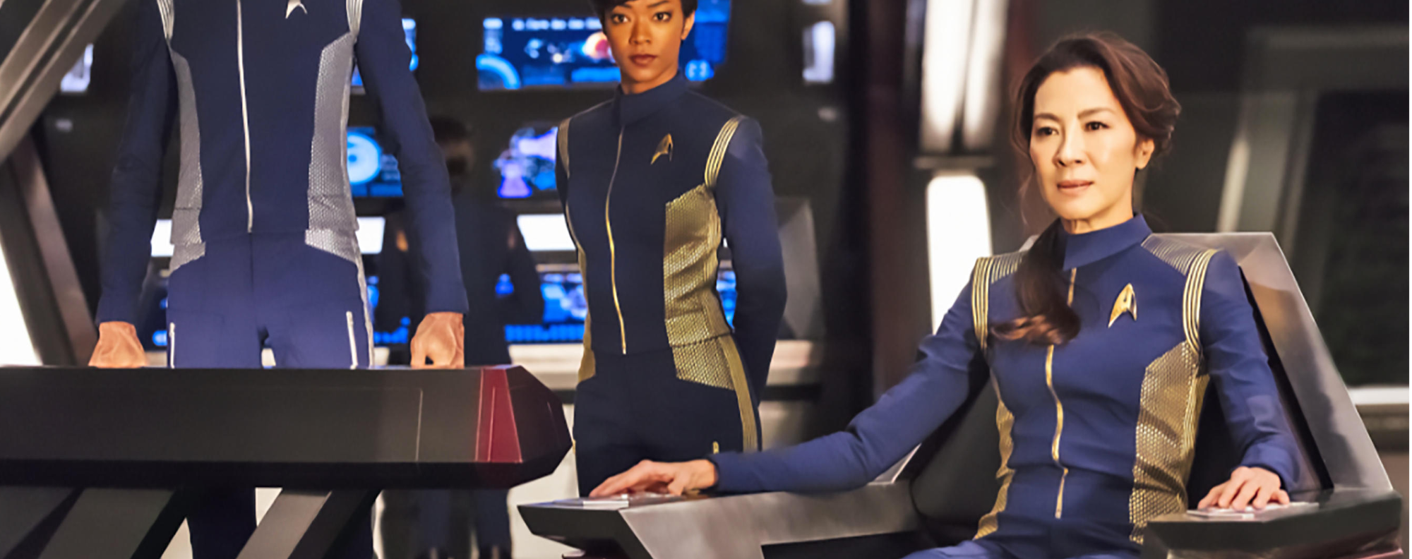 Why michelle yeoh daniel wu and other asian film actors are michelle yeoh in star trek discovery magicingreecefo Choice Image