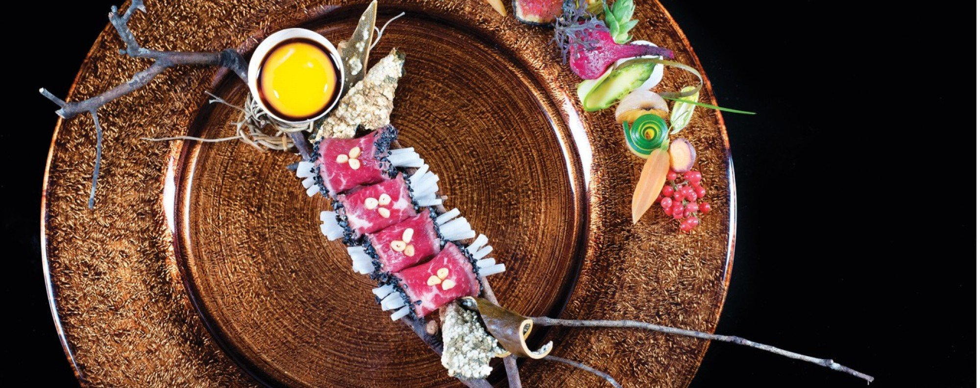 The top asian chefs making fusion food fashionable again for Aura world fusion cuisine