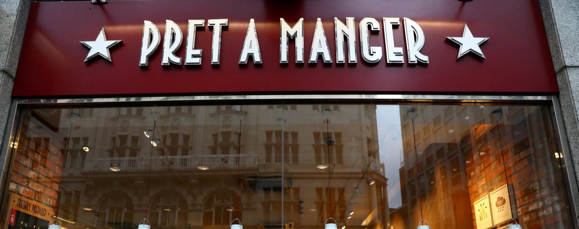 pret a manger marketing strategy