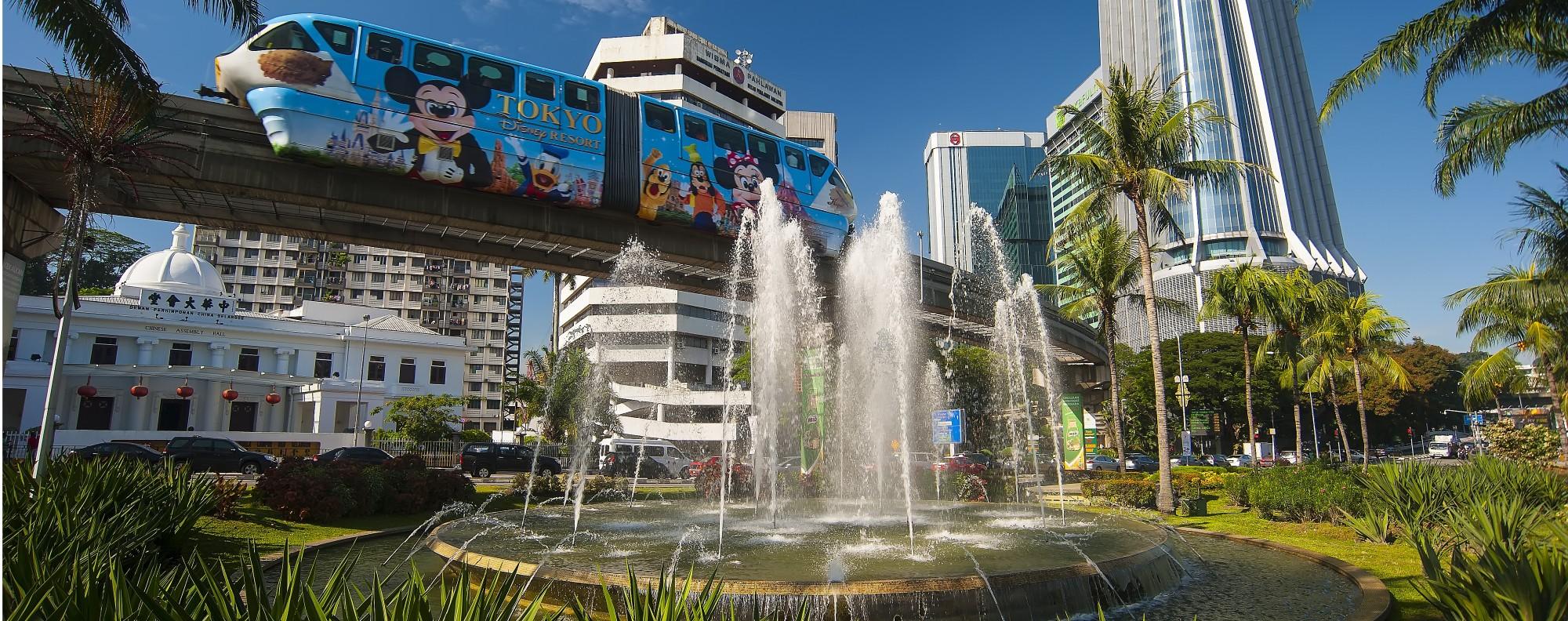 Malaysia: heaven for retirees. File photo