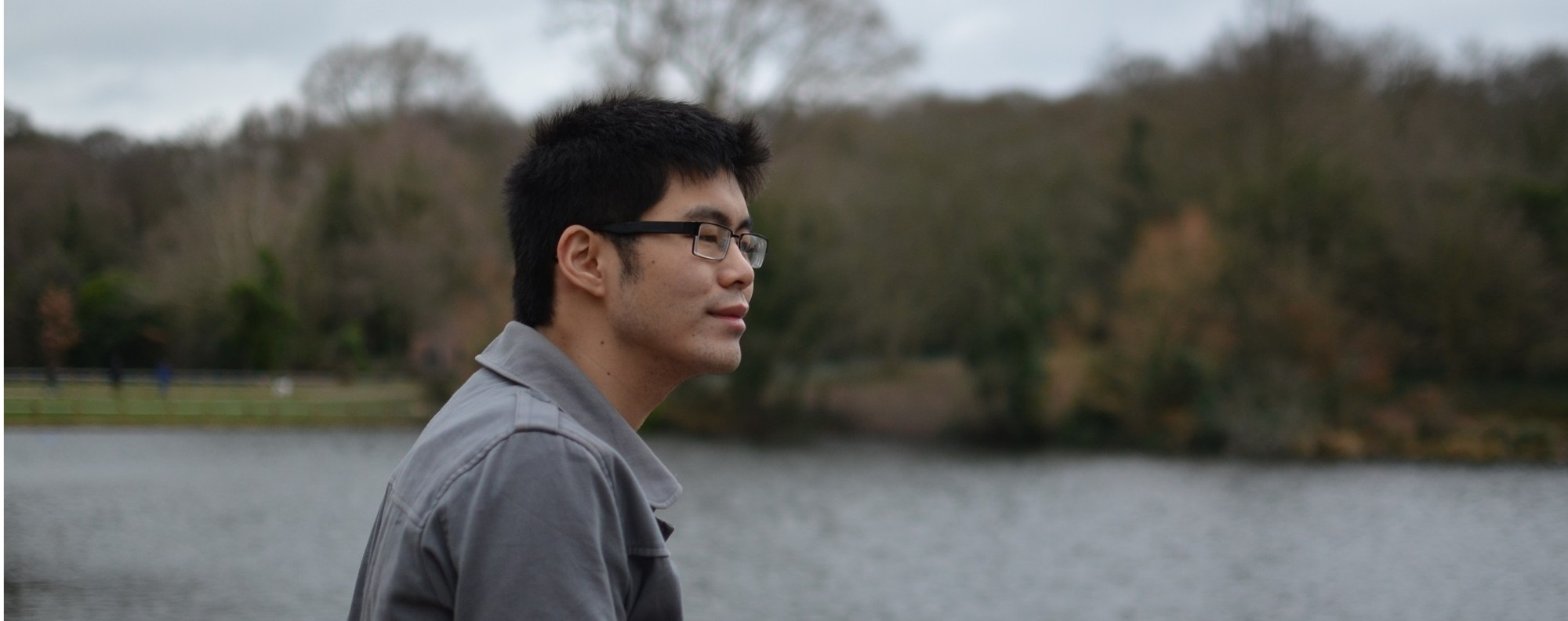 British comedian Ken Cheng. Picture: courtesy of Ken Cheng