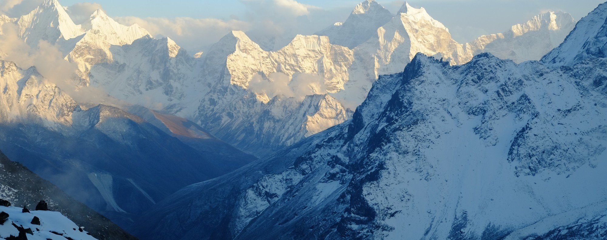 Nepal is sandwiched between China and India. Photo: Harmony To