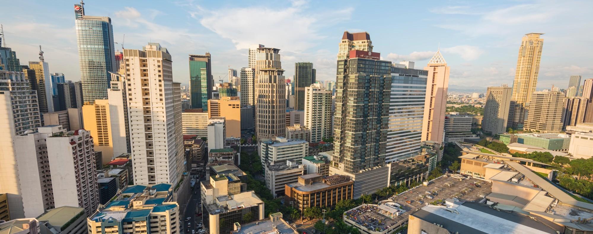 Manila. Photo: Alamy