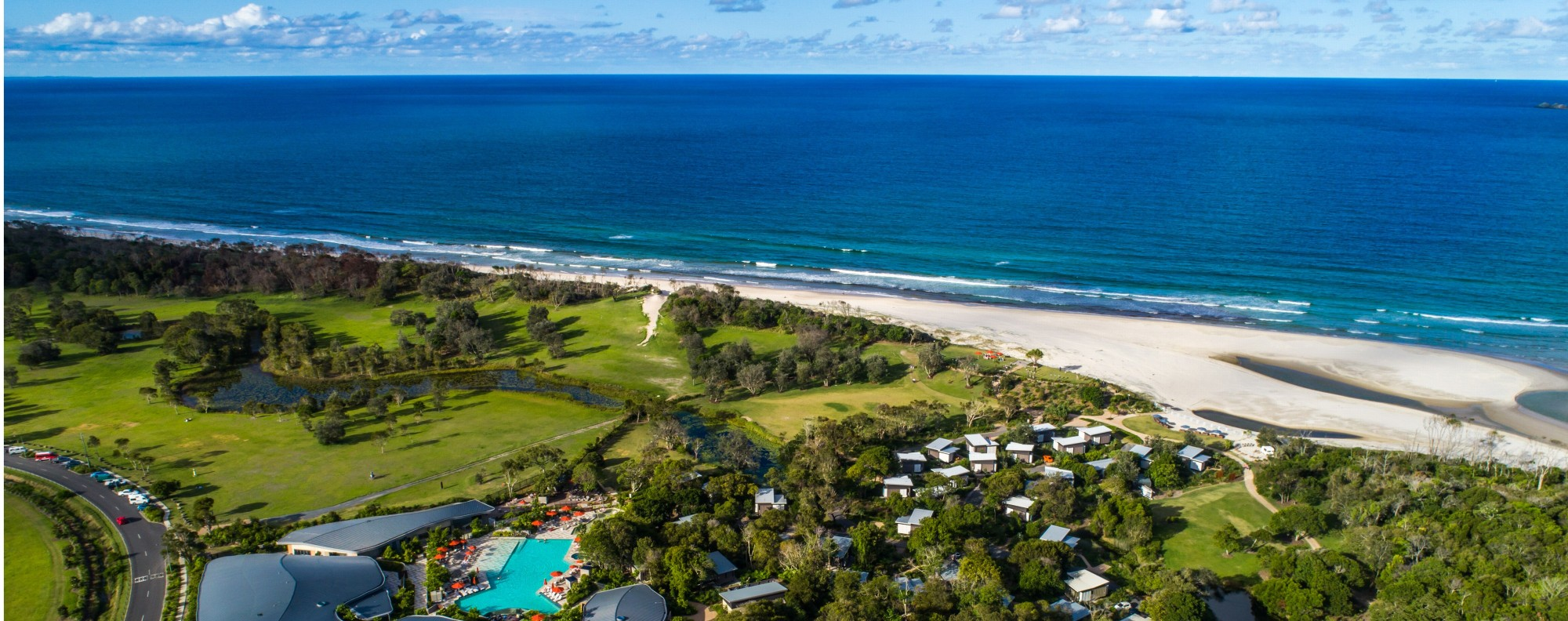 Byron Bay, in New South Wales, Australia. Picture: Elements