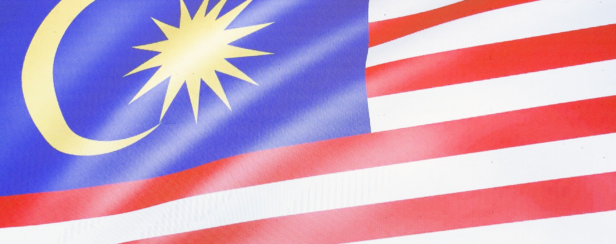 Malaysian flag. Photo: Bloomberg