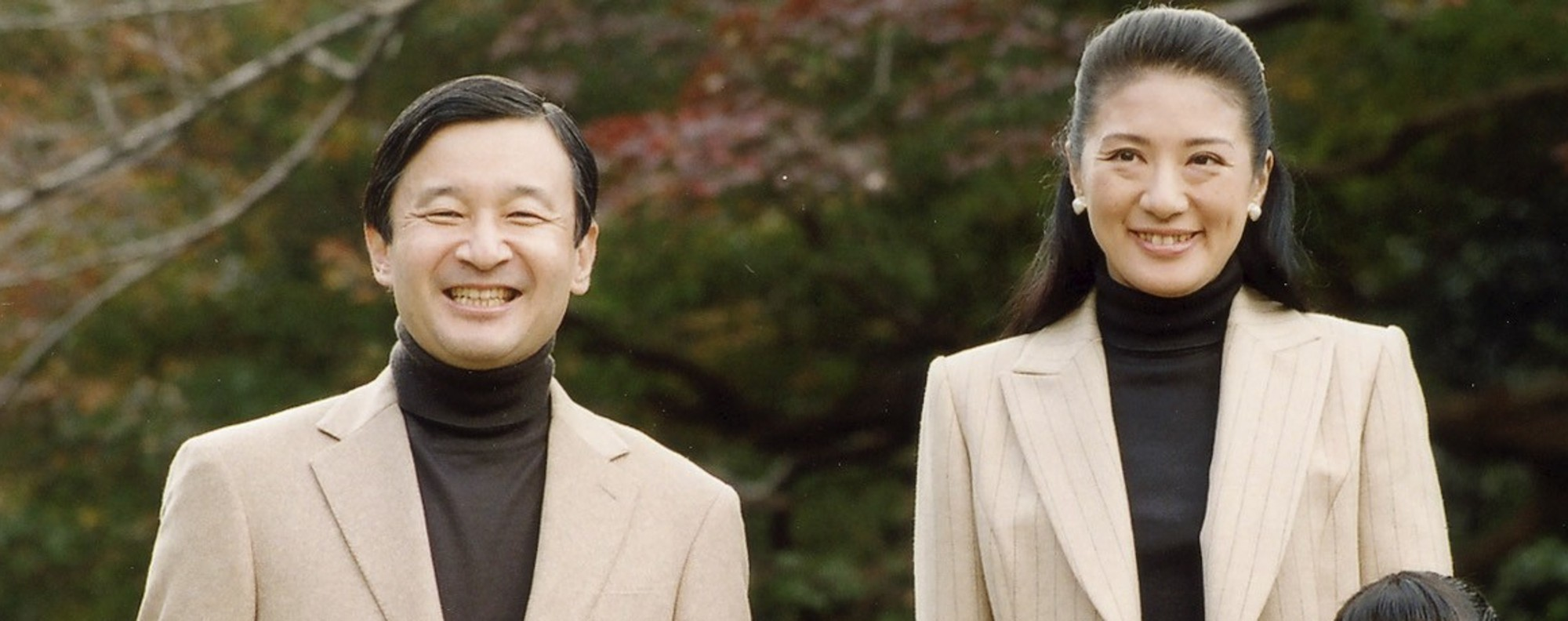 Crown Prince Naruhito and Princess Masako. File photo: Reuters