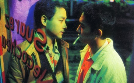 Leslie Cheung received eight best-actor nominations at the Hong Kong Film Awards, including one for his role in 1997's Happy Together (left, with Tony Leung Chiu-wai). Photo: SCMP Pictures