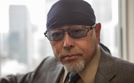 Kenji Fujimoto. Portrait: Adrian Storey. Other pictures: Kenji Fujimoto; AFP