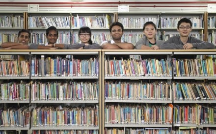 Pupils like these at the Delia Memorial School (Hip Wo) in Kwun Tong stand to benefit from the Chinese-as-a-second-language curriculum. They will be able to earn an applied Chinese qualification which employers and post-secondary institutions will recognise. Photo: Paul Yeung