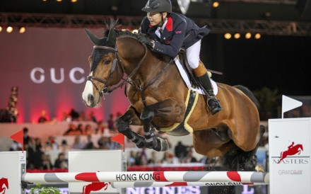 Kenneth Cheng is expected to perform well at the Longines Hong Kong Masters, which starts today.