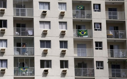 Brazil's successful bids for the 2014 Fifa World Cup and the 2016 Rio Olympic Games may have led to surging property prices. Photo: Reuters