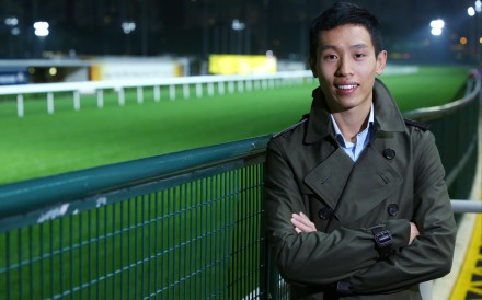 Vincent Ho will be competing against the big boys in the International Jockeys' Championship. Photos: Kenneth Chan