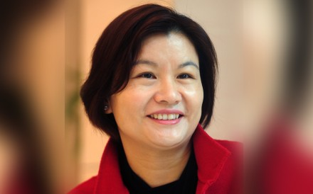 Lens Technology chairwoman Zhou Qunfei says her desire to learn is a secret to her success. Photo: AFP