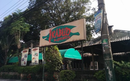 Ikabud is one of the culinary stars of Angeles City.