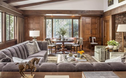 600 sq ft house interior design. An open living dining area plan by Annette English  Photo SCMP Pictures Small Hong Kong flat with a 600 sq ft terrace shows how to merge