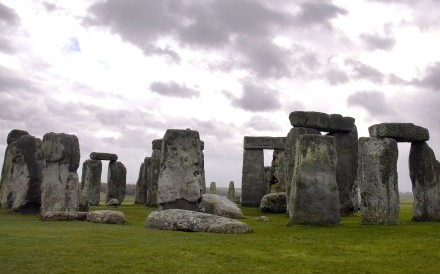 The Stonehenge monument. Photo: AP