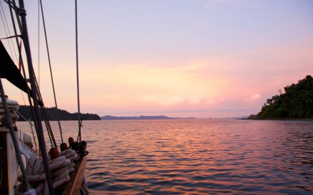 <p>A yachting adventure on some of Southeast Asia's most remote and clear waters allows a glimpse of its natural beauty and abundant marine life</p>