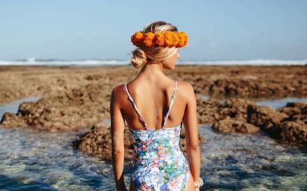 Swimwear from Bali Boat Shed.