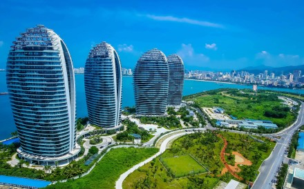 Sanya Is Soon Expected To Become The Gest International Tourism Hub In Southern China Photo