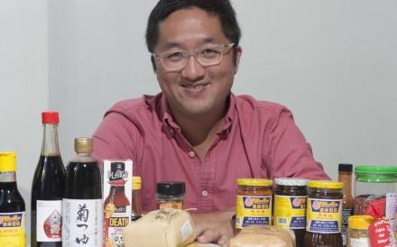 Lau Chun, of restaurant Kin's Kitchen. Pictures: Antony Dickson