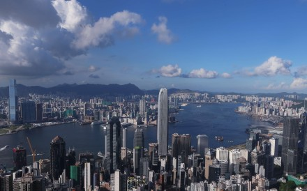 Overall the number of foreign residents living in the city only fell by about 1 per cent. Photo: SCMP Pictures