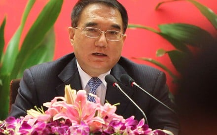 Wang Min, former party chief in Liaoning, has been accused of graft. Photo: Simon Song