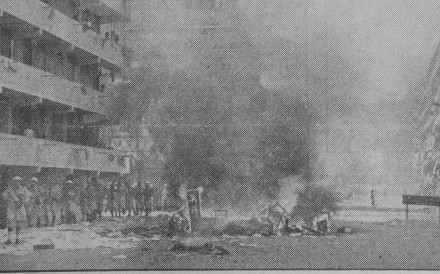 The politically motivated riots that rocked Kowloon in 1956 left 60 people dead and 500 injured